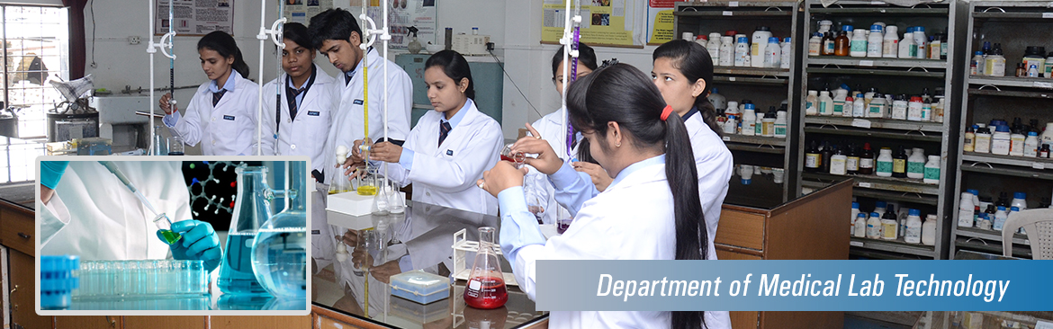 Department of Medical Lab Technology